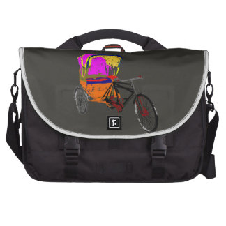 Cycle Rickshaw Gray Commuter Bags