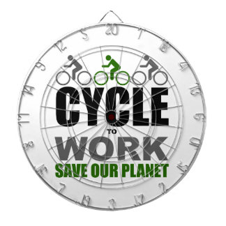 Cycle To Work Dart Board
