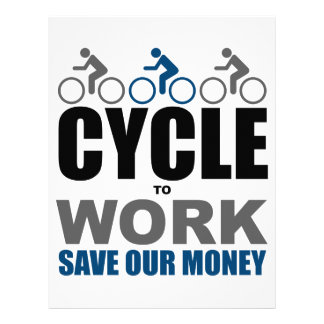 Cycle To Work Letterhead