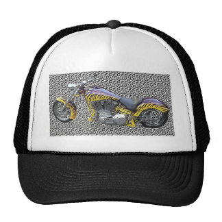 CYCLE TRUCKER HAT