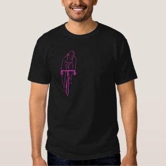 Cycle Woman Pink T-Shirt