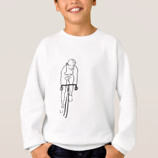 Cycle Woman Sweatshirt