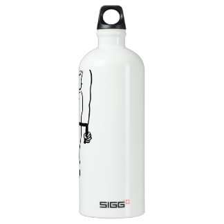 Cycle Woman Water Bottle