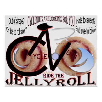 CycleNuts JellyRoll Poster