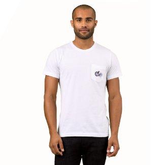 CycleNuts Logo Men's Pocket T-Shirt