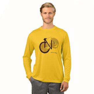 CycleNuts Long Sleeve Sport-Tec Shirt