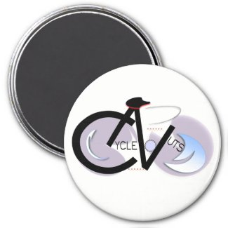 CycleNuts Magnet