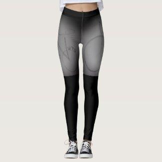 CycleNuts Original Grin Women's Leggings