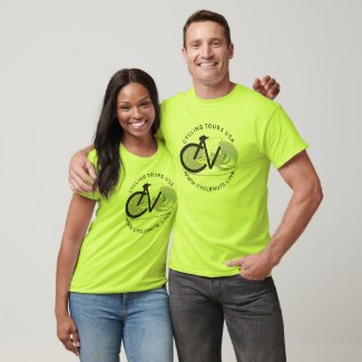 CycleNuts Tours  T-Shirt
