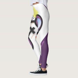 CycleNuts Women's DNA Leggings