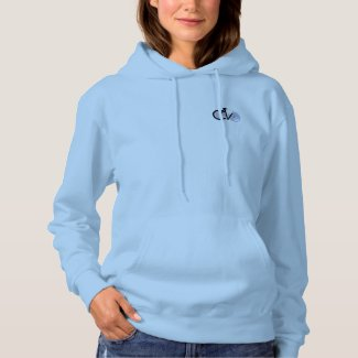 CycleNuts Womens Hooded Sweater