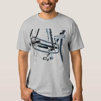 Cycler 2 The Music Bicycling Tshirt