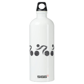 Cyclers in Grey SIGG Traveler 1.0L Water Bottle
