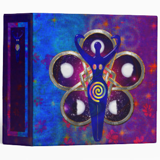 Cycles 3D Goddess Worship Binder