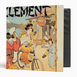 Cycles Clement Pre Saint-Gervais 3 Ring Binder