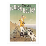 Cycles De Dion Bouton Postales