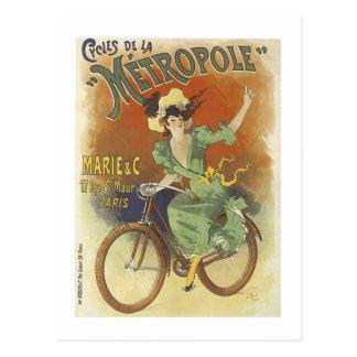 Cycles de la Metropole Postales