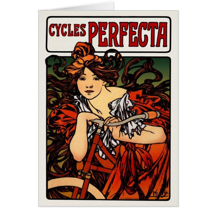 Cycles Perfecta Card