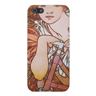 Cycles Perfecta, Mucha iPhone SE/5/5s Cover