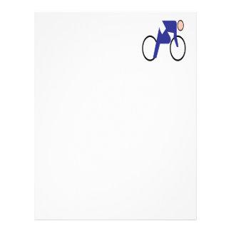 Cycling 2 custom letterhead