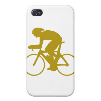 cycling-2 iPhone 4 cárcasa
