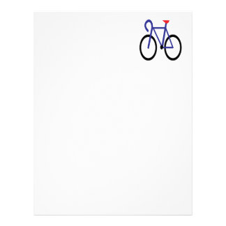 Cycling 3 customized letterhead
