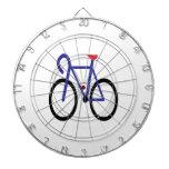 Cycling 3 dartboard