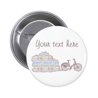 Cycling Aarhus, Pinback Button