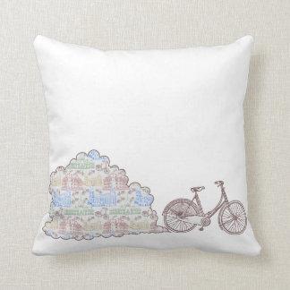 Cycling Aarhus, pillow