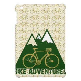 cycling adventure - bikes iPad mini case