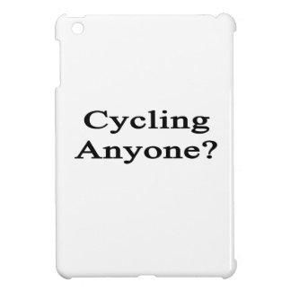 Cycling Anyone iPad Mini Cases