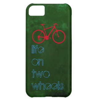 cycling bikes - two wheels iPhone 5C cases