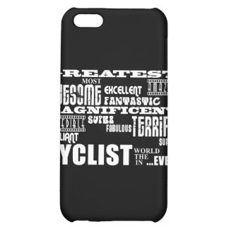 Cycling Biking & Cyclists : Greatest Cyclist World Case For iPhone 5C