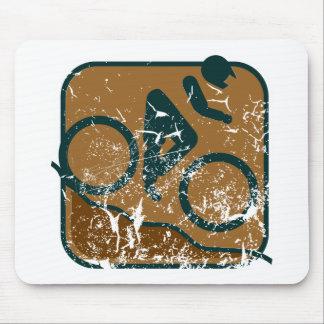 Cycling BMX Mouse Pad