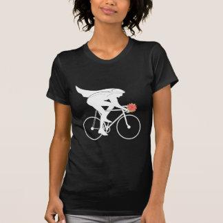 Cycling Bride Tee Shirt