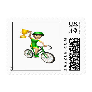 Cycling Champion 2 Postage