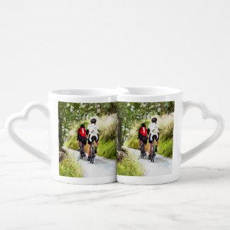CYCLING COFFEE MUG SET