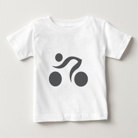 Cycling cool logo baby T-Shirt