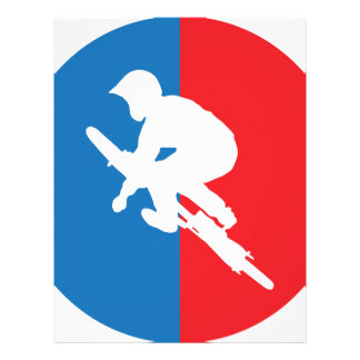Cycling - Cyclist - Bike - BMX - Sport Letterhead