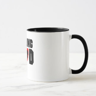Cycling Dad Mug