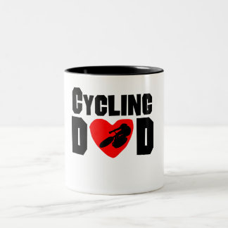 Cycling Dad Mugs