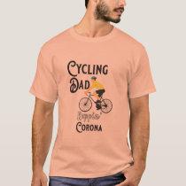 Cycling Dad Reppin' Corona T-Shirt