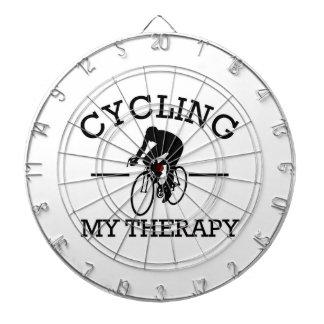 cycling design dartboard