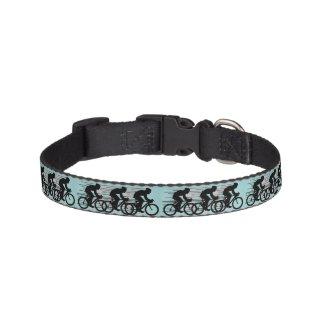 Cycling Design Dog Collar