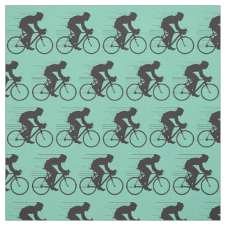 Cycling Design Fabric