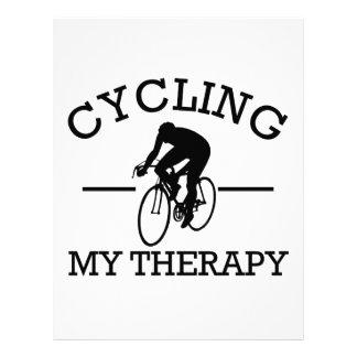 cycling design letterhead design