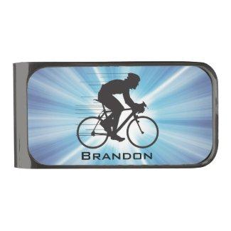Cycling Design Money Clip