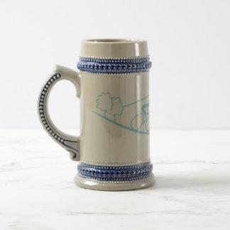 Cycling Design Mug