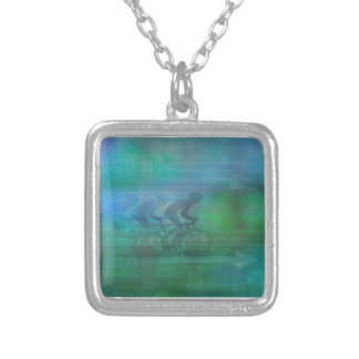 Cycling Design Necklace