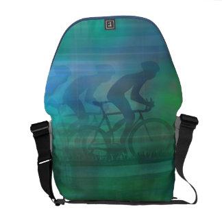 Cycling Design Rickshaw Messenger Bag